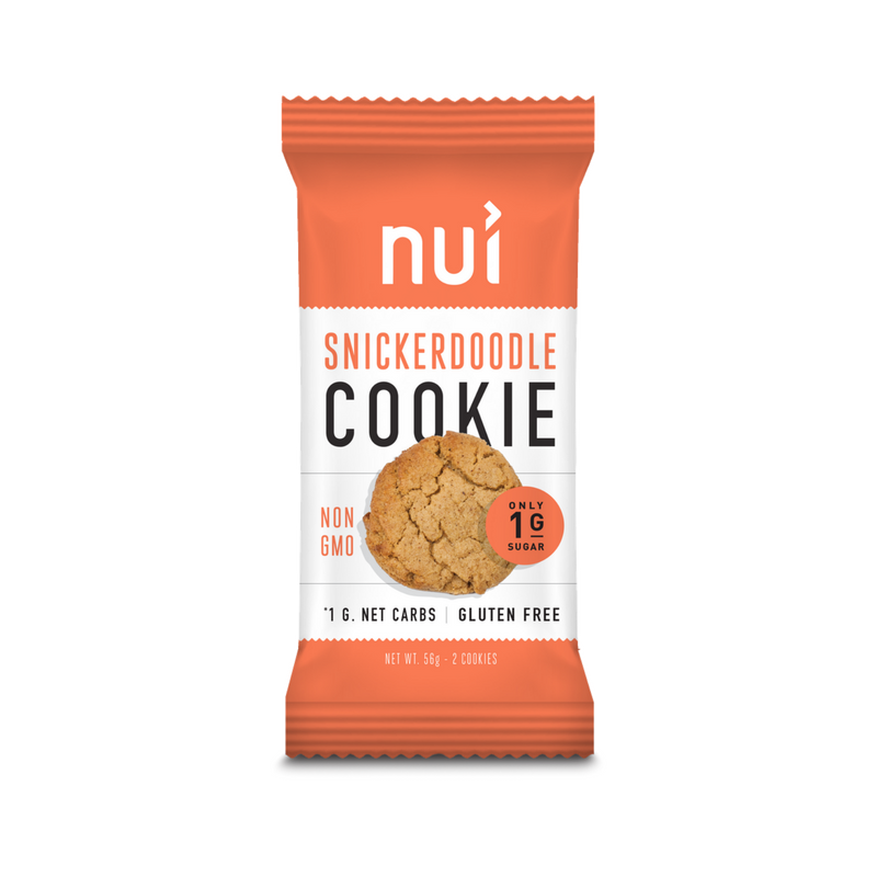snickerdoodle wrapper keto nui