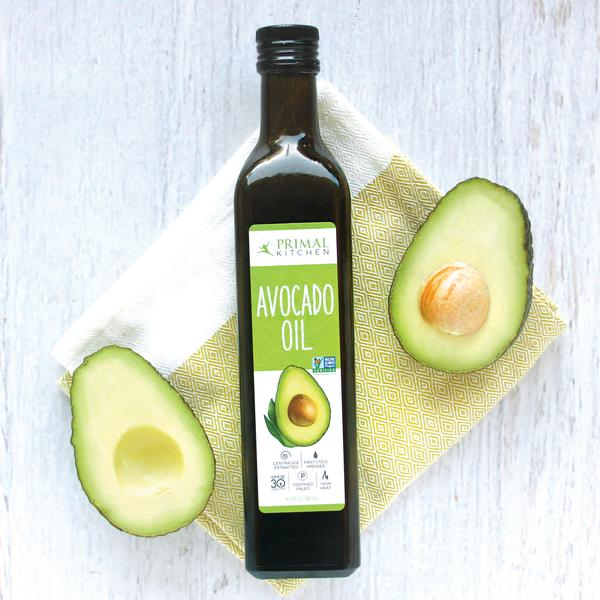 Avocado oil keto