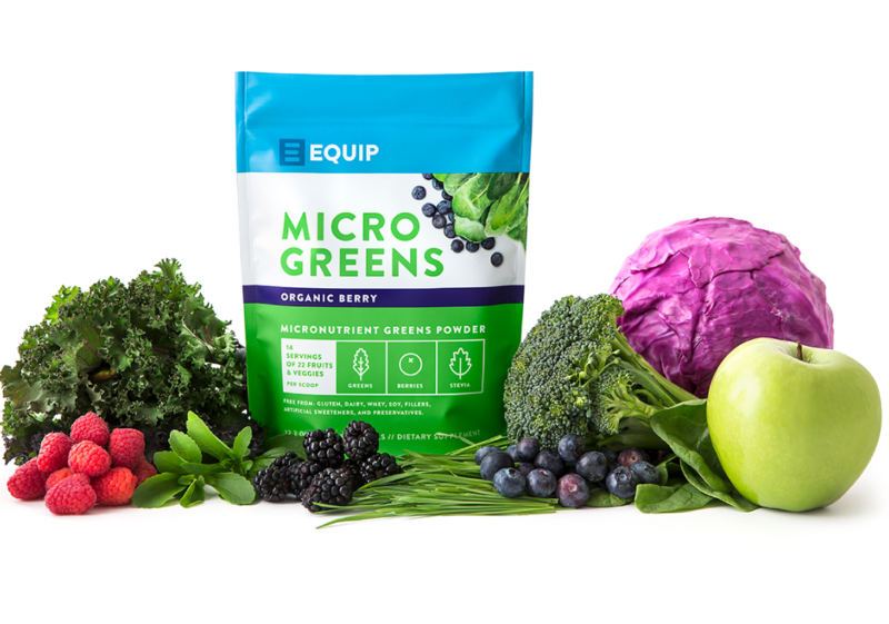micro greens keto in the city equip