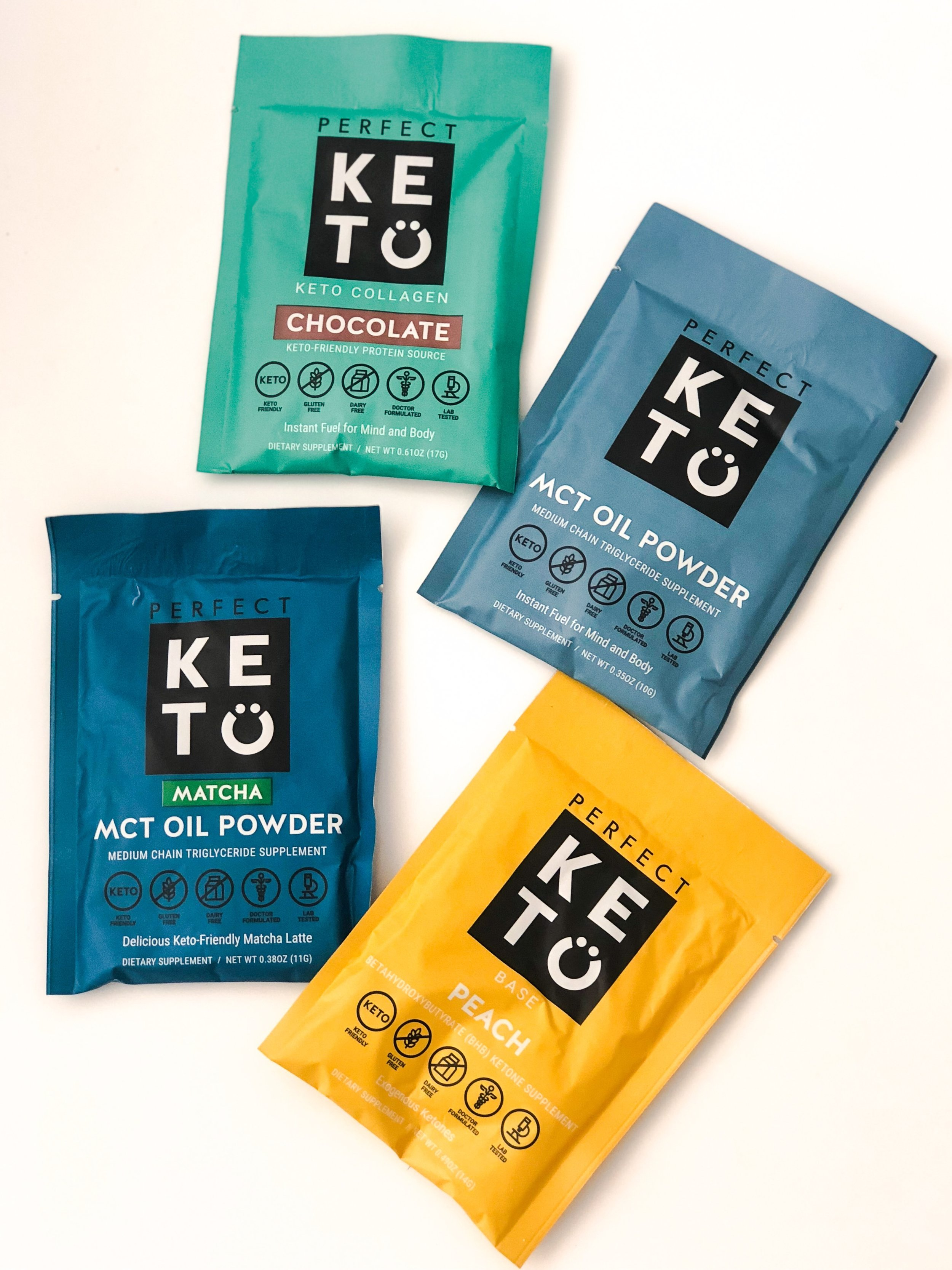 mct packets keto perfect