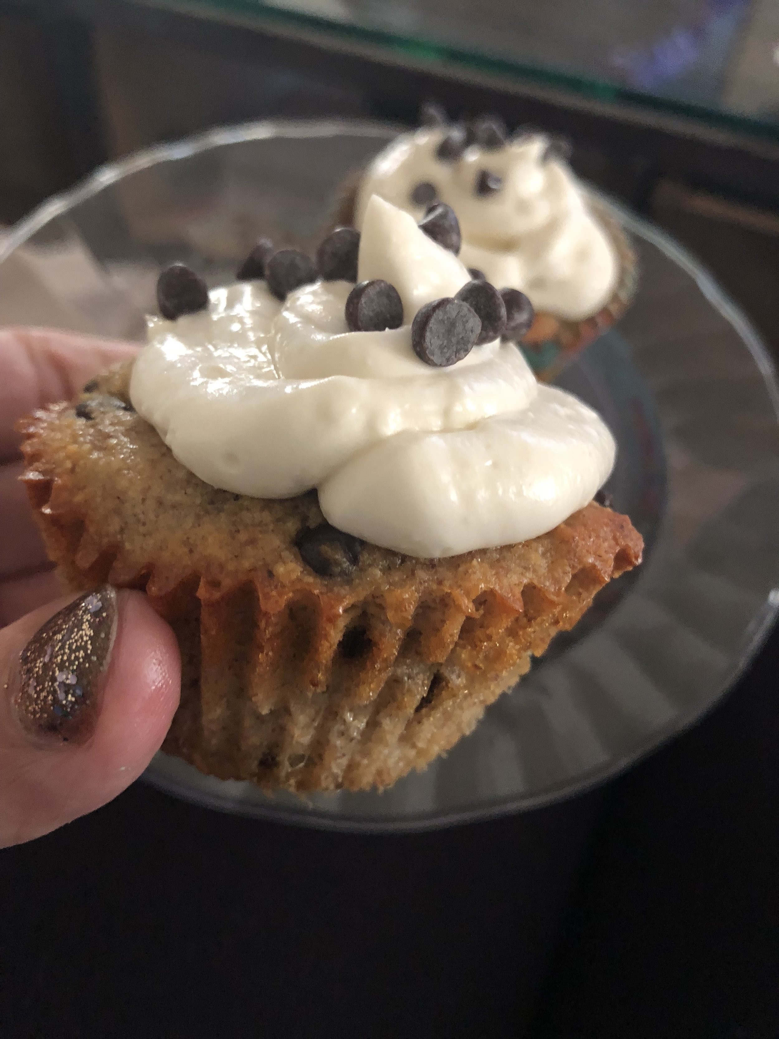 choc chip cupcakes keto in the city know foods