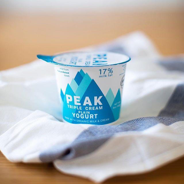 peak yogurt keto in the city