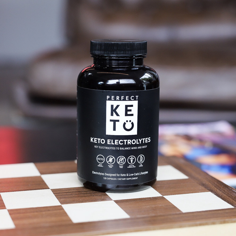 perfect keto electrolytes essentials