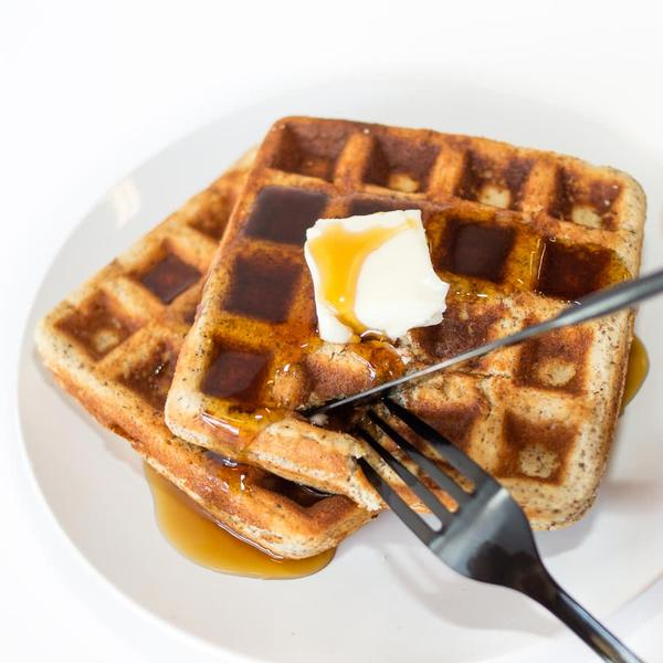 know foods waffles