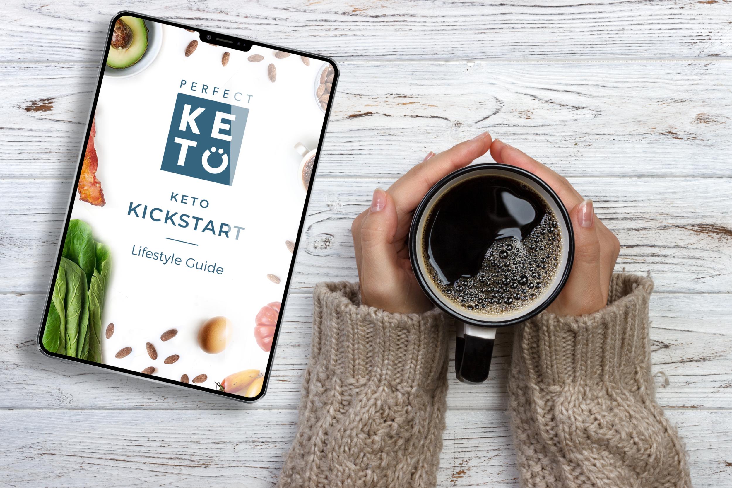 kickstart perfect keto kitc