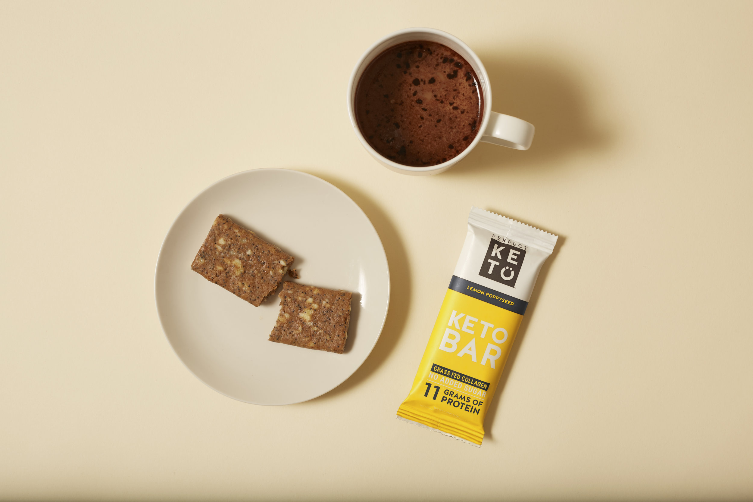 perfect keto keto in the city Perfect bars lemon