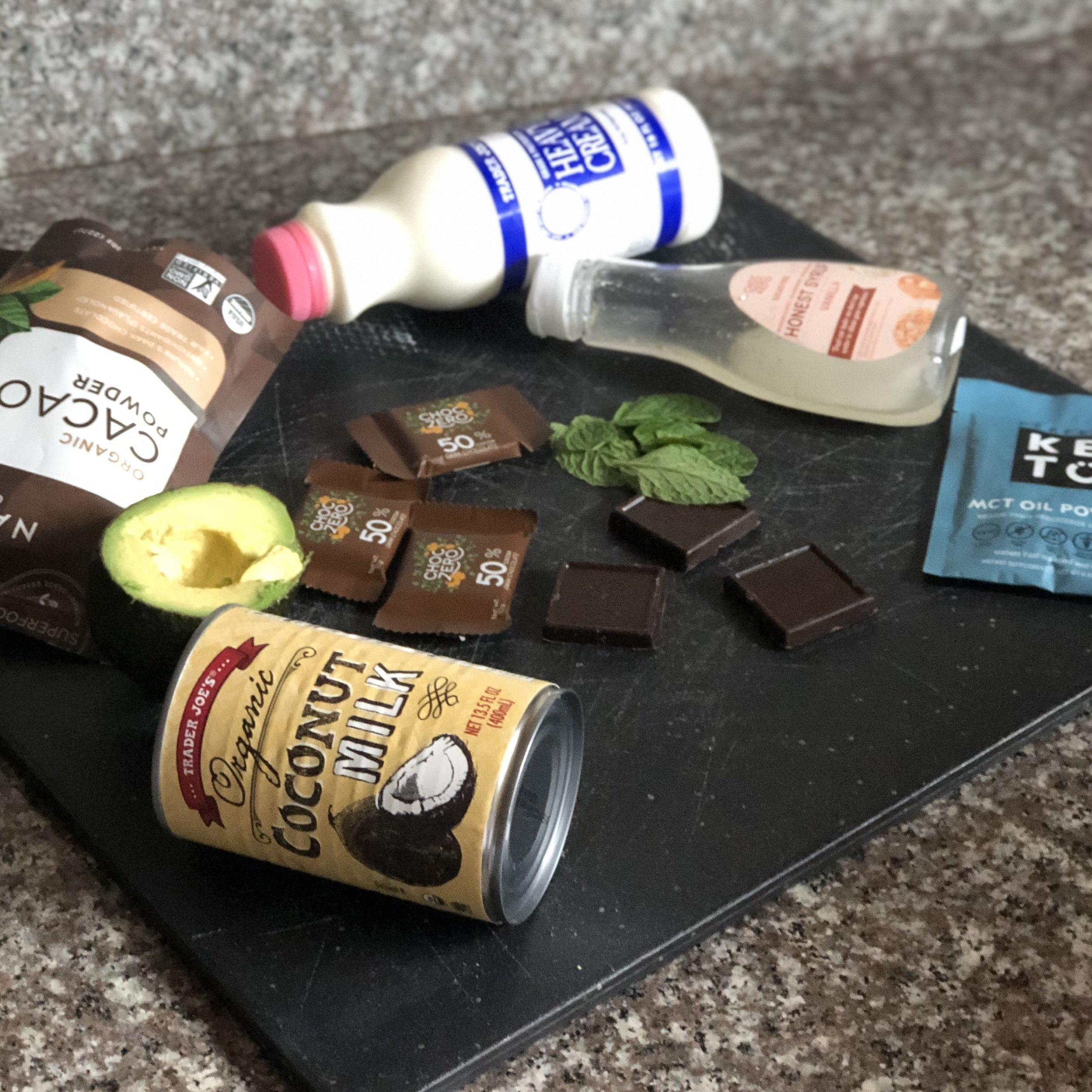 Keto Recipe: Mint Chocolate Chip Smoothie.jpg