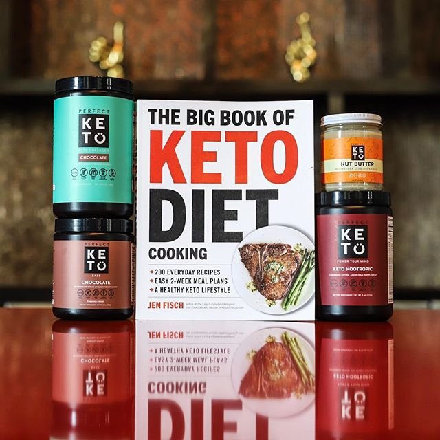 big book of keto perfect keto