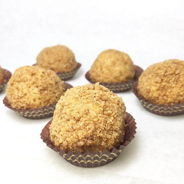 truffle churros keto