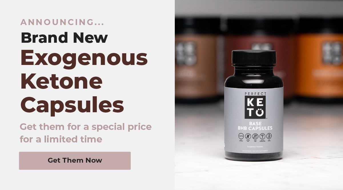 exogenous ketone pills