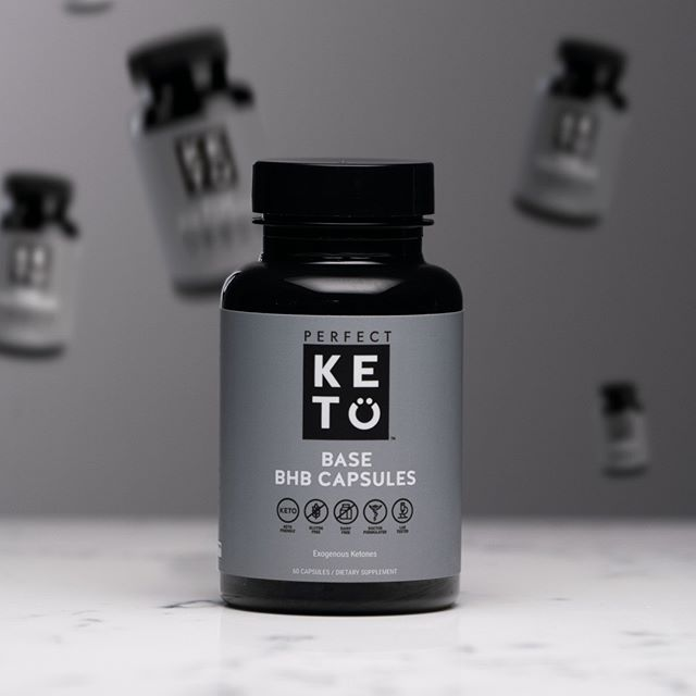 Ketone capsules perfect keto