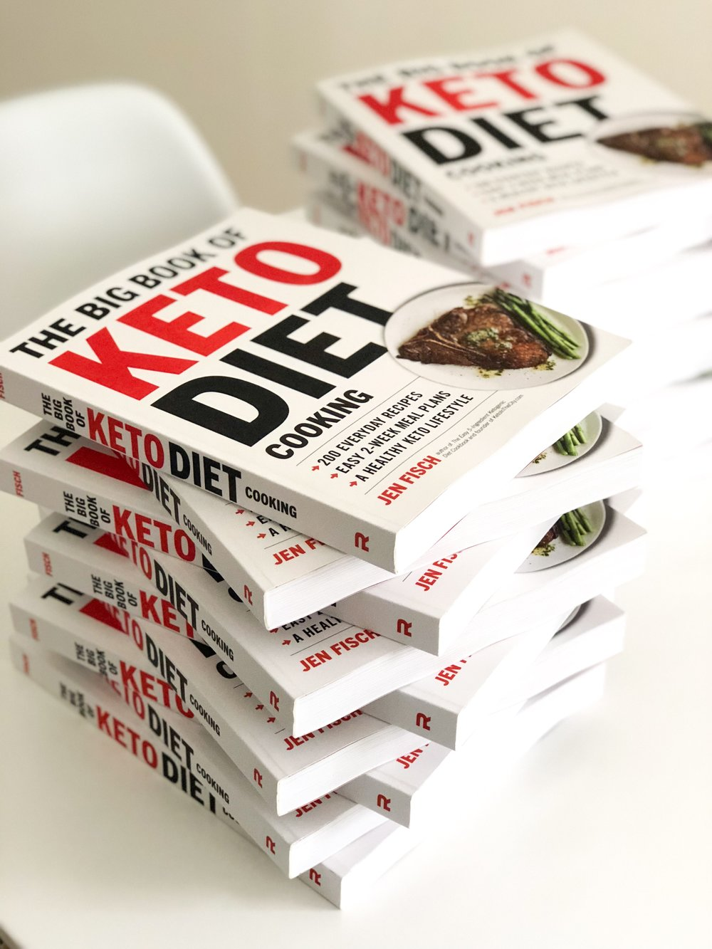 big book of keto veggies sides