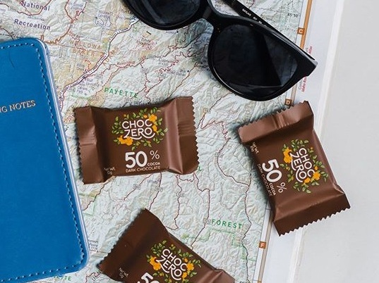 choc zero travel