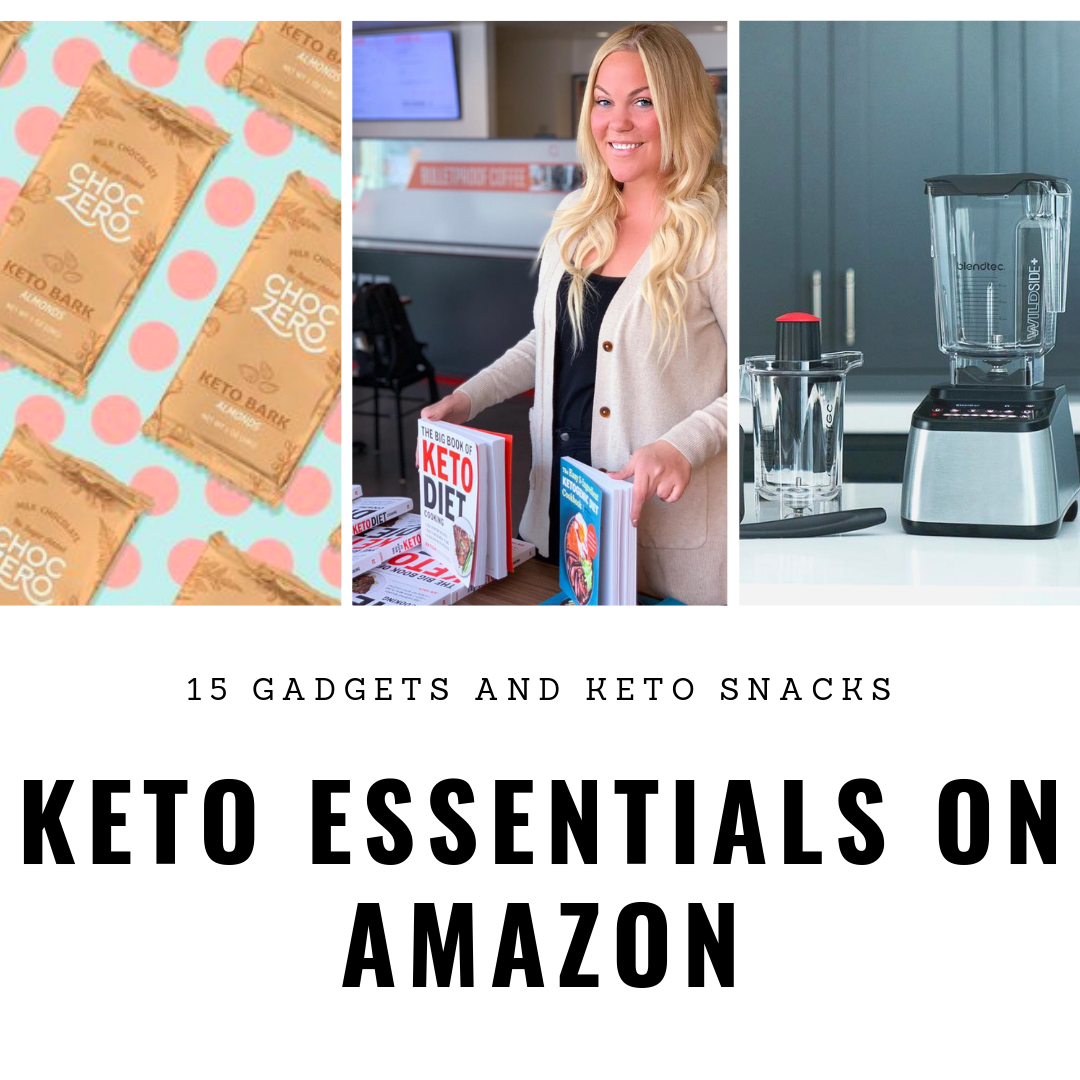 keto essentials on amazon keto