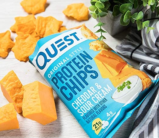quest chips keto