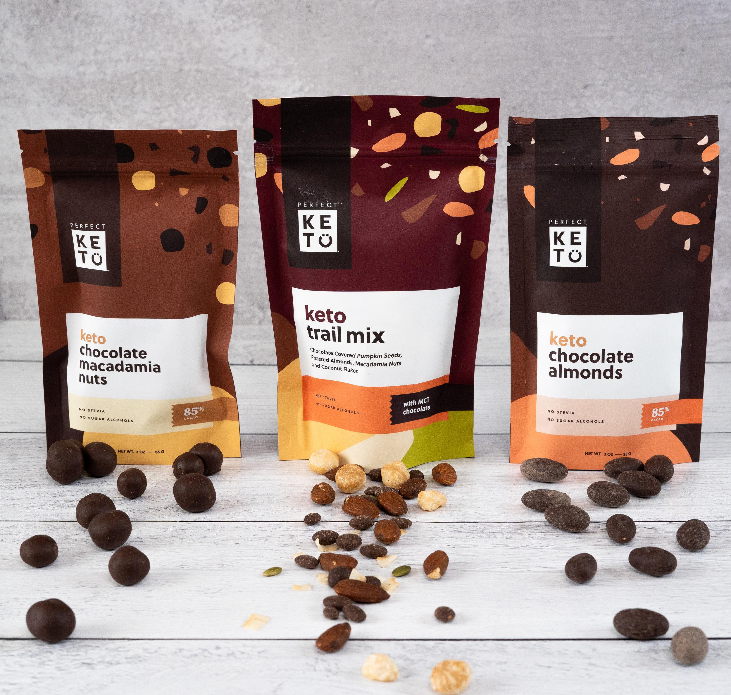 perfect keto chocolate snacks