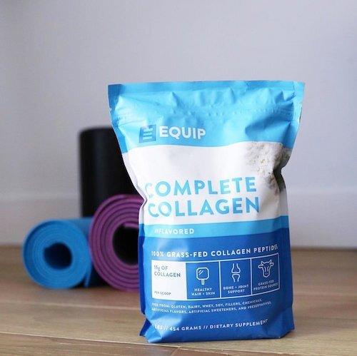complete collagen equip yoga mats
