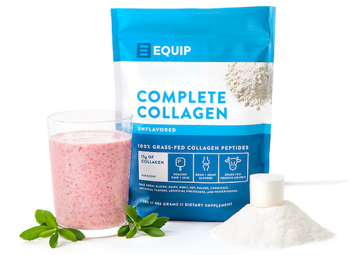 collagen peptides equip