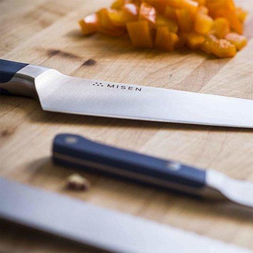 misen knife keto in the city