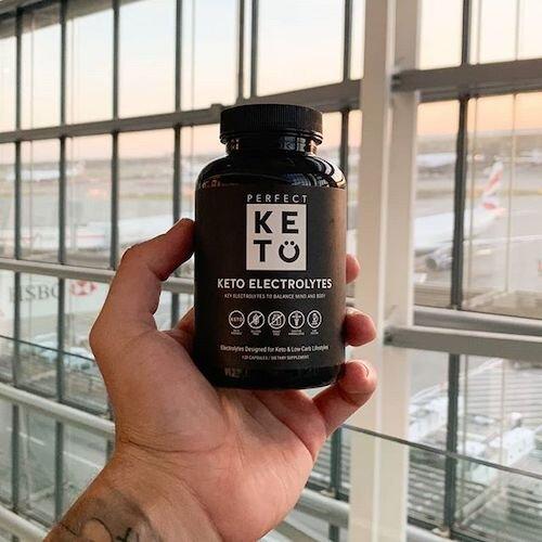 electrolyte supplements - kitc