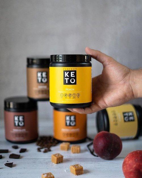 perfect keto base