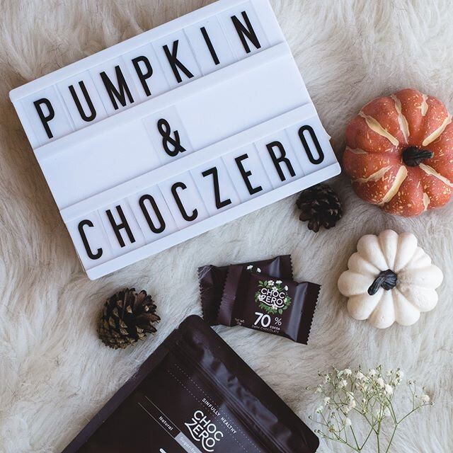 pumpkin and choc zero
