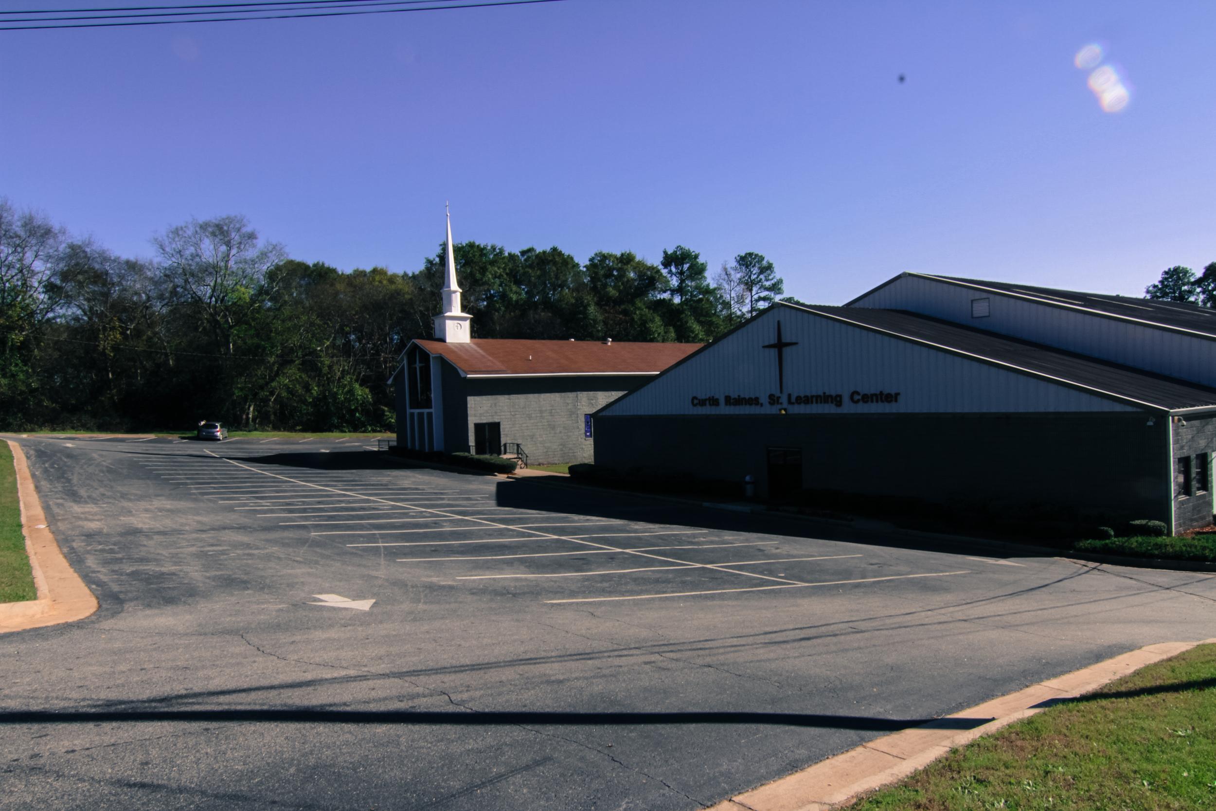 New Pilgrim Missionary Baptist, Macon, GA