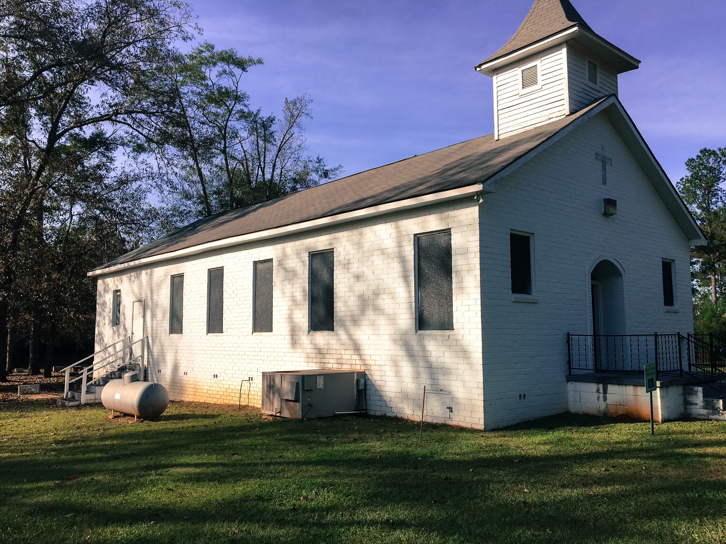 Brown's Chapel CME, Perry, GA