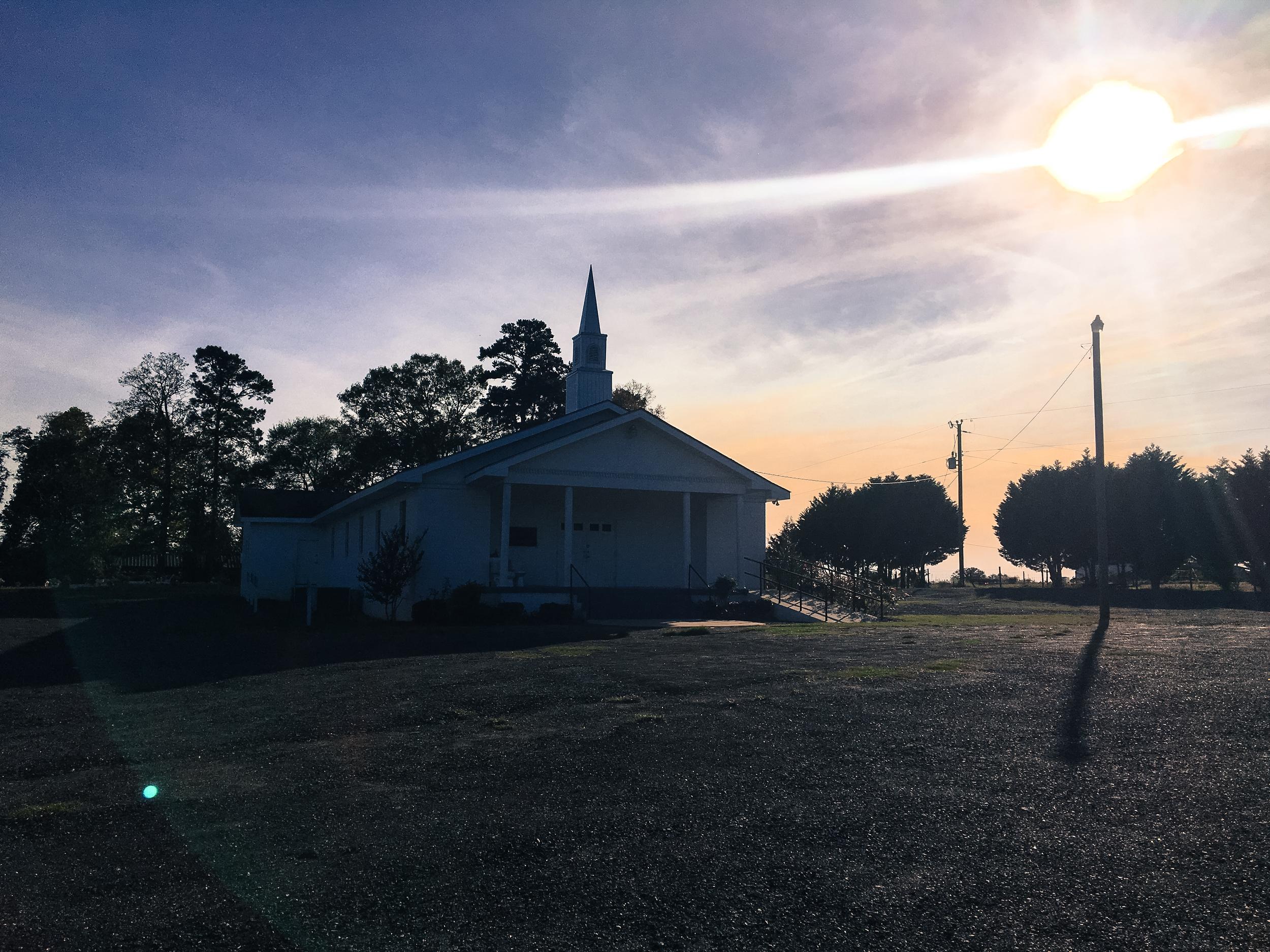 Davis Chapel AME, Perry, GA