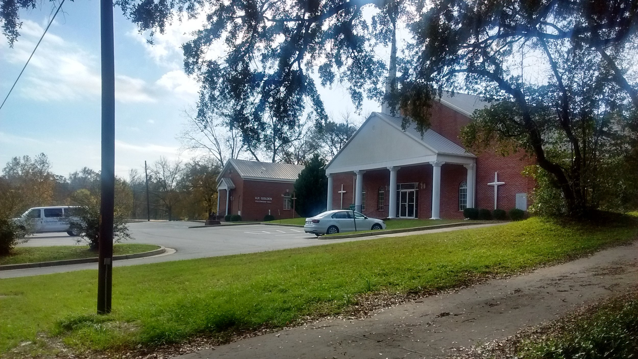 St. James CME, Perry, GA