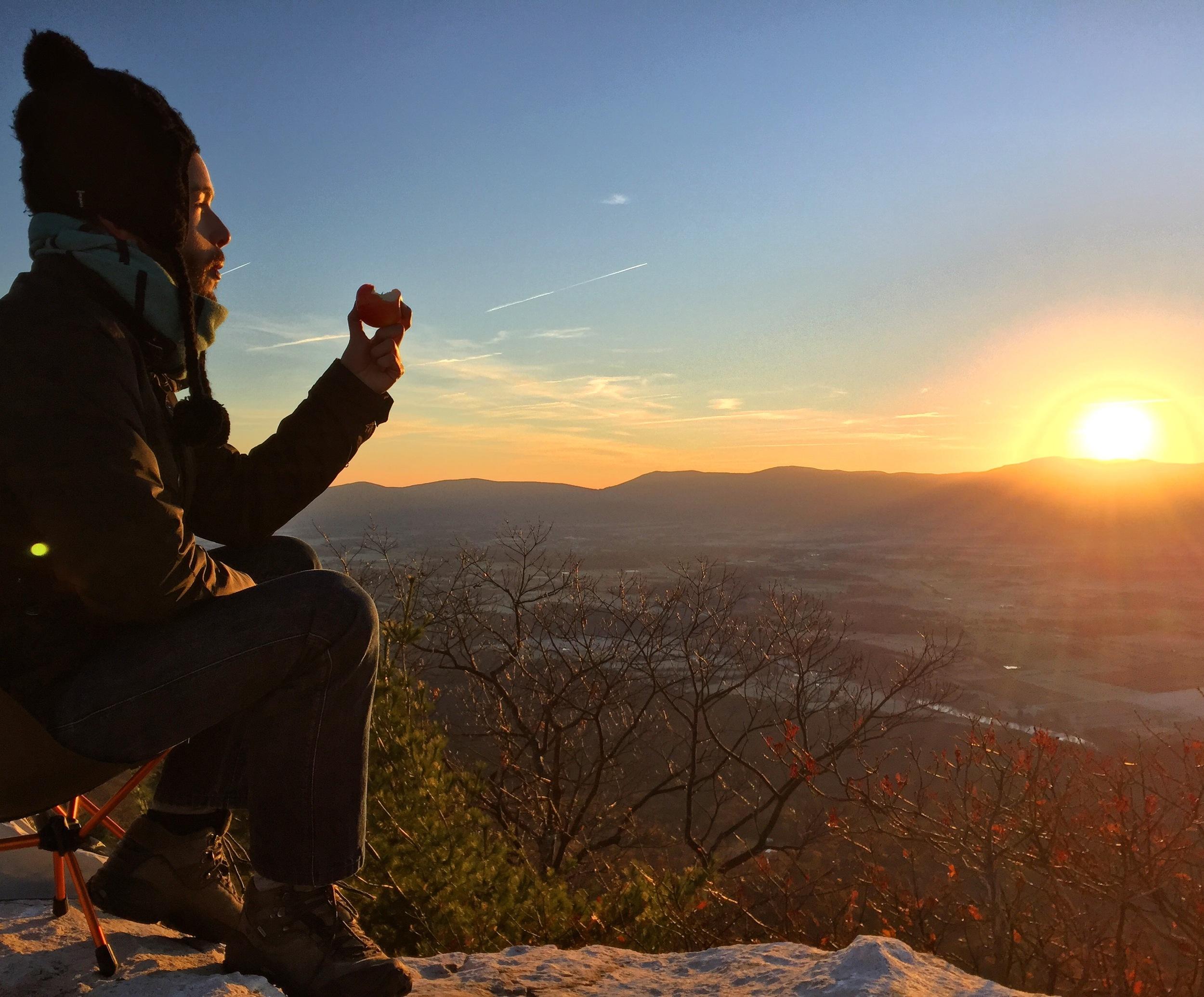 Massanuten Mountain, Virginia
