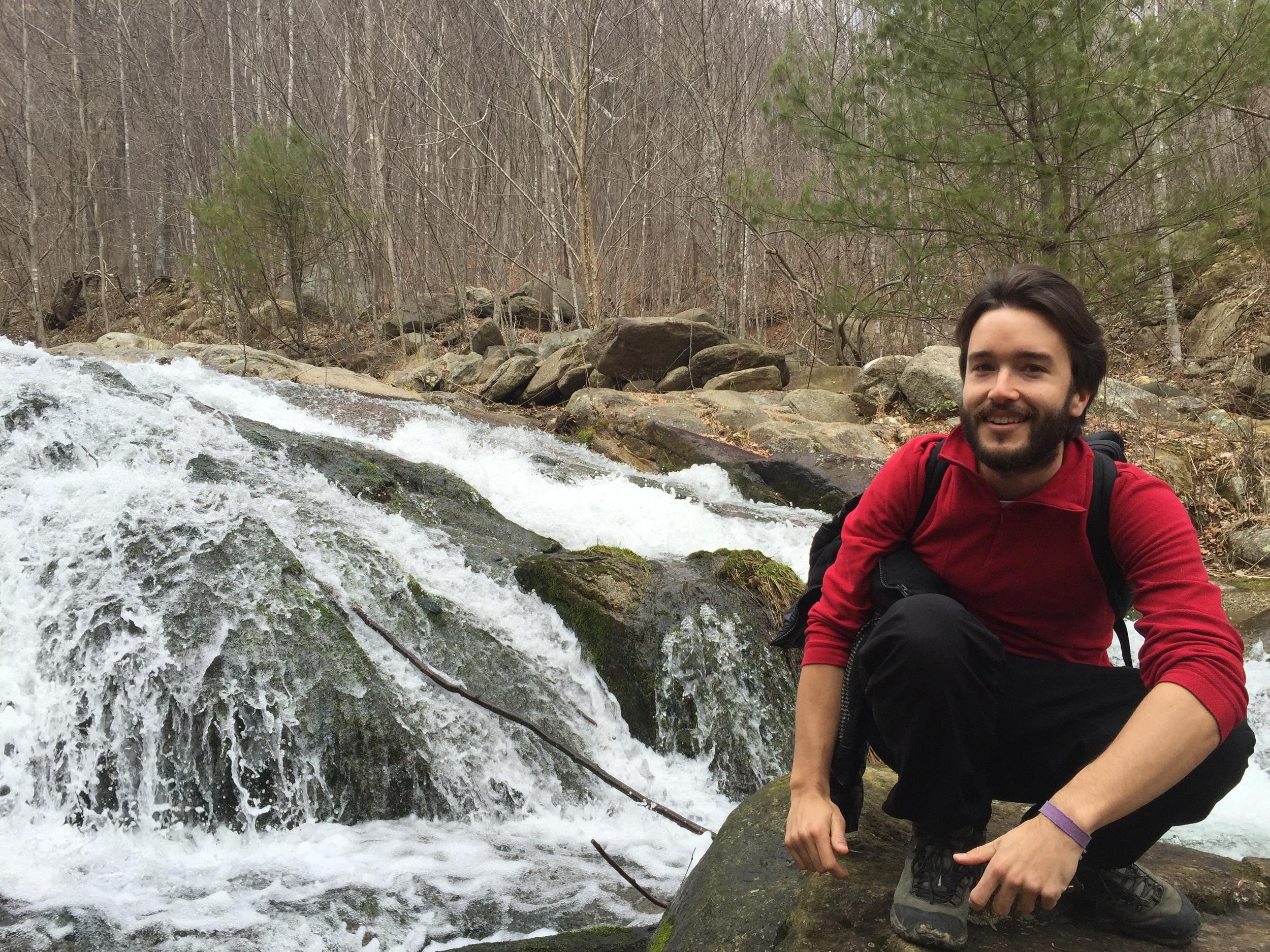 Streams and Mon, Hiking to Bear Church Rock, Shenandoah National Park