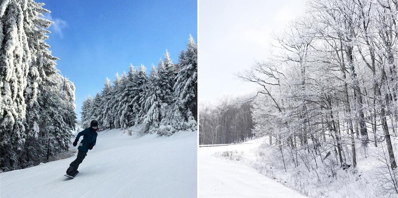Snow Shoe, West Virginia