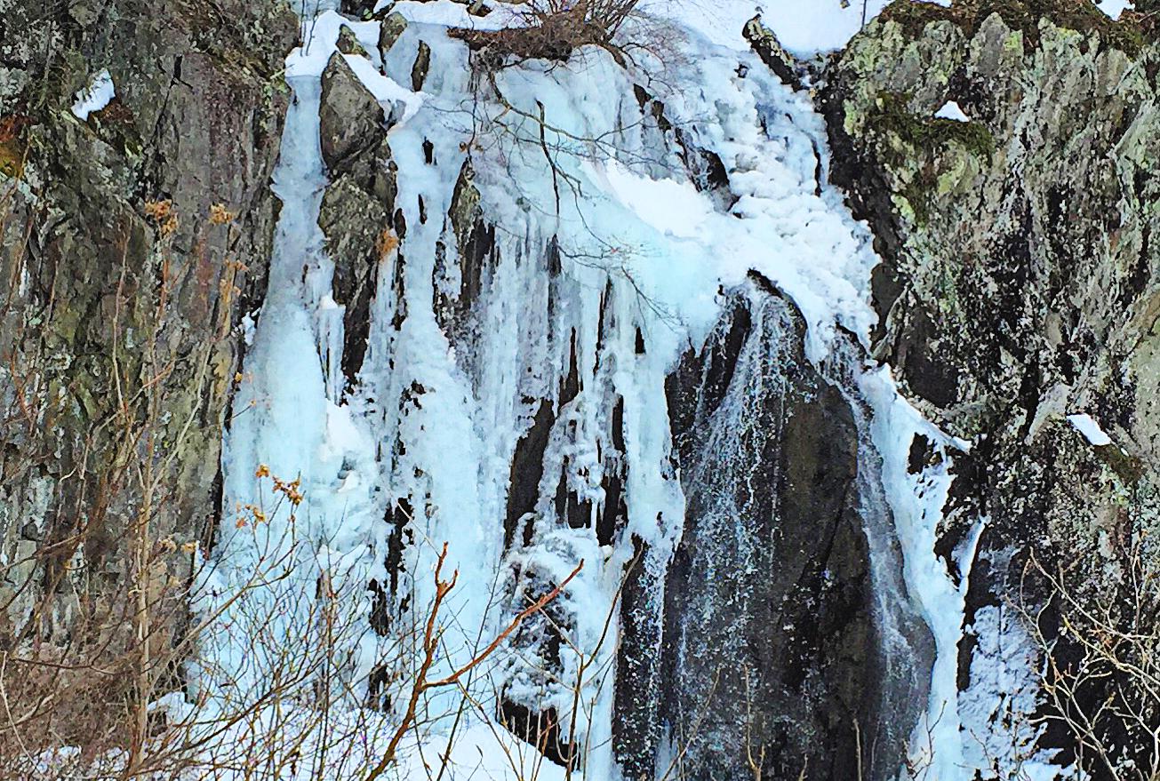 Overall Run Waterfall, Shenandoah National Park, Virginia