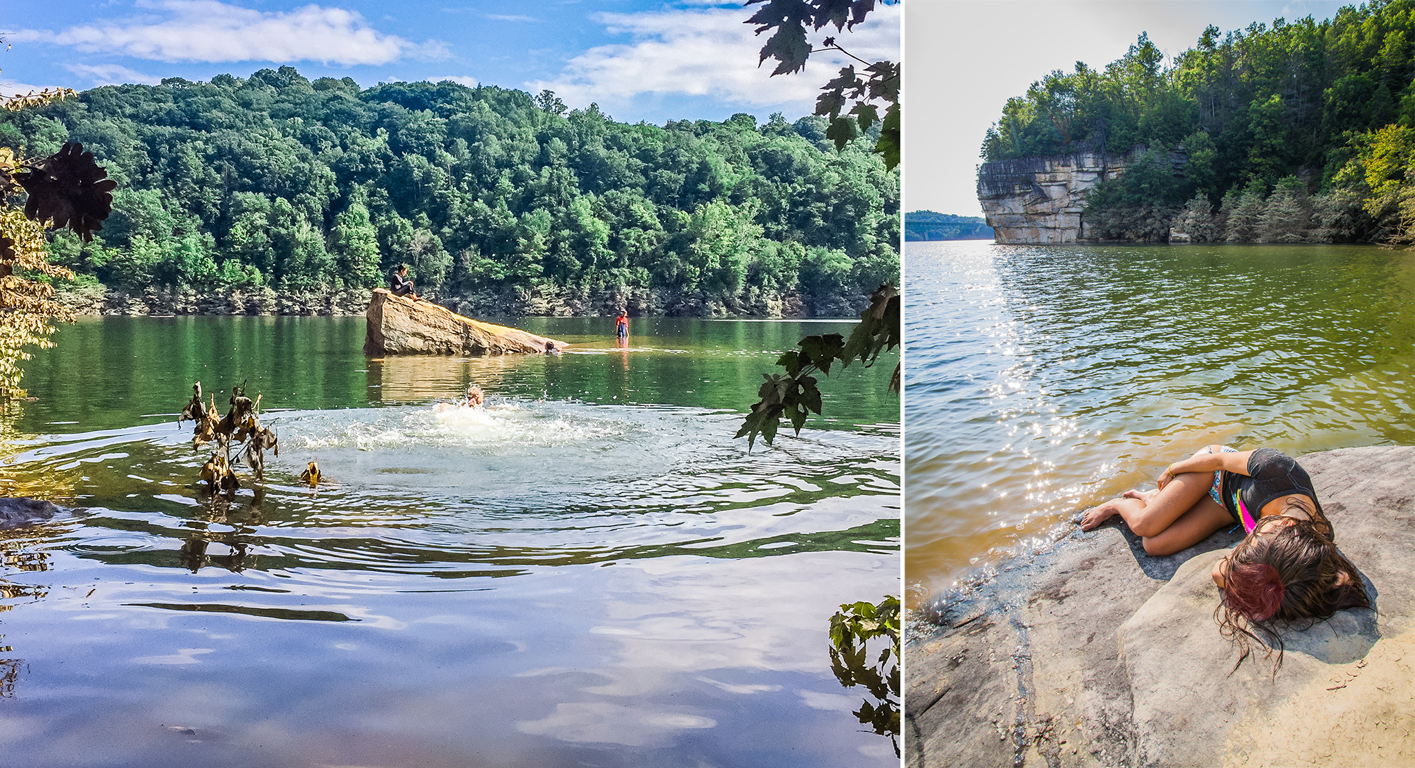 Summersville Lake, West Virginia