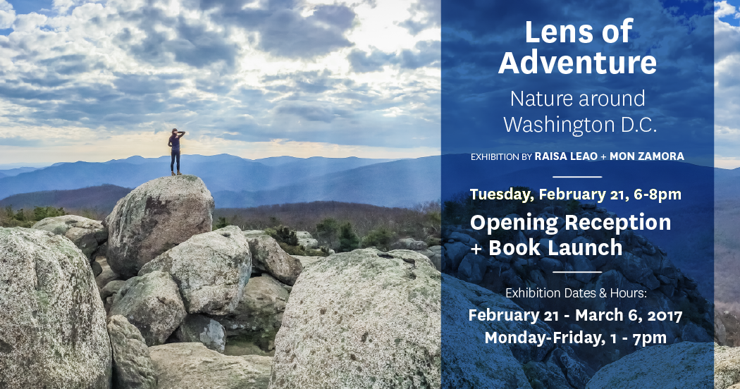 Lens of Adventure exhibition and book launch