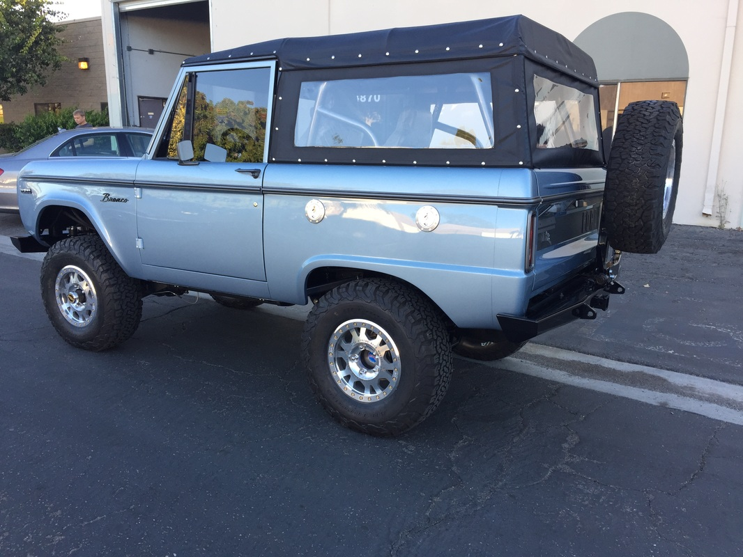 1971 Bronco Coyotte
