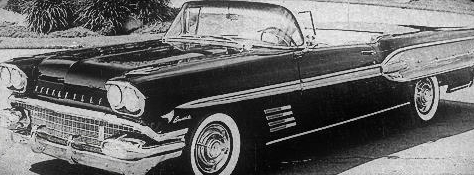 1958 Bonneville