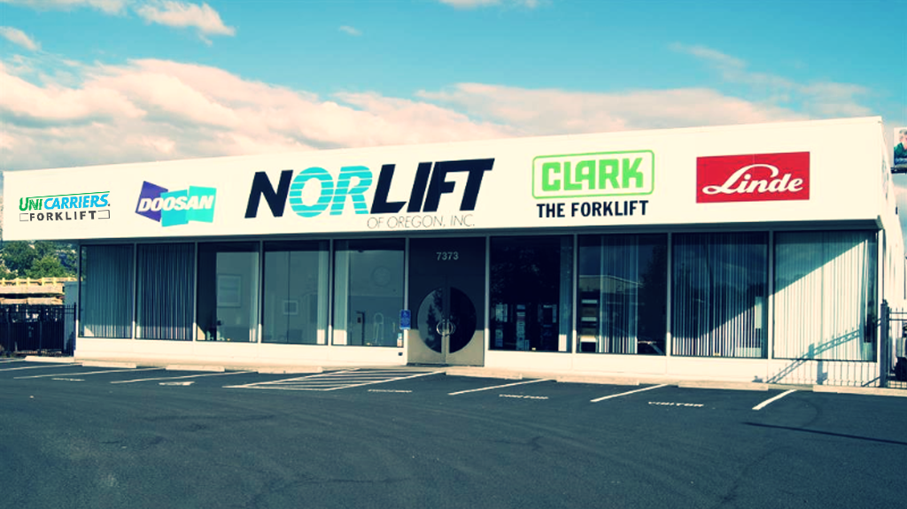 Norlift of Oregon is a forklift and equipment distributor   in Portland, O  regon We serve the greater Oregon and Washington.  We carry lift truck and equipment lines from UniCarriers, Clark, Linde, Doosan, Kalmar, Ottawa, JLG, and Princeton.