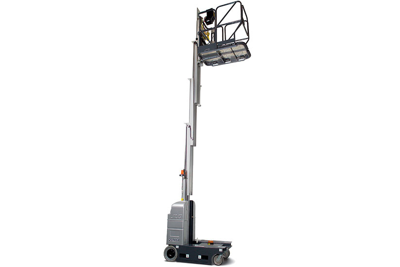 VERTICAL LIFTS / STOCK PICKERS