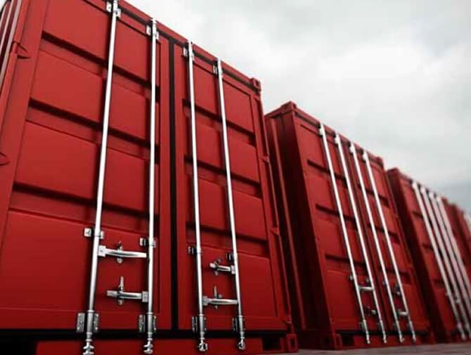 Rent Storage Containers