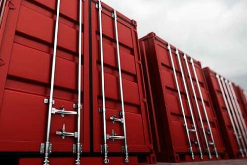 We rent shipping, storage, and cargo containers monthly.