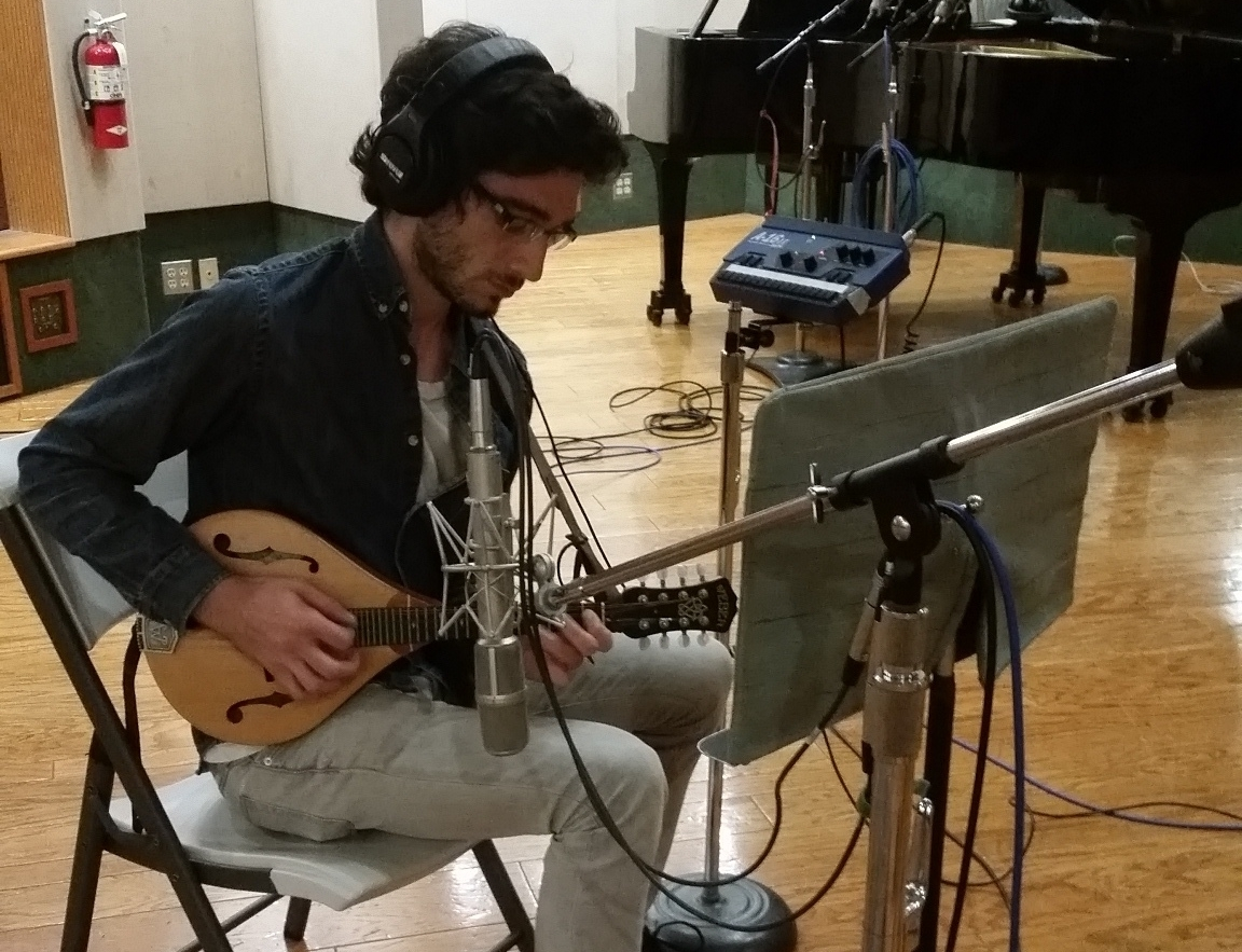 BEN GRAUBART AT STUDIO WEST.JPG