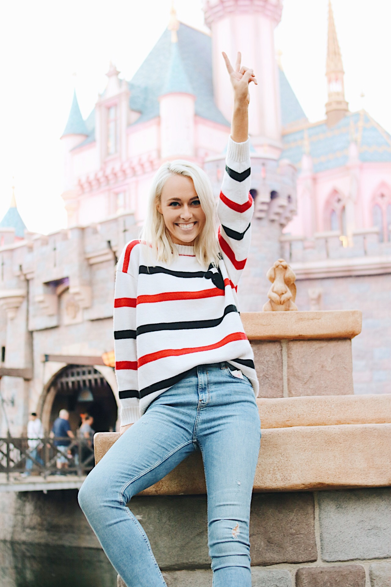 most instagram worthy spots at disneyland -
