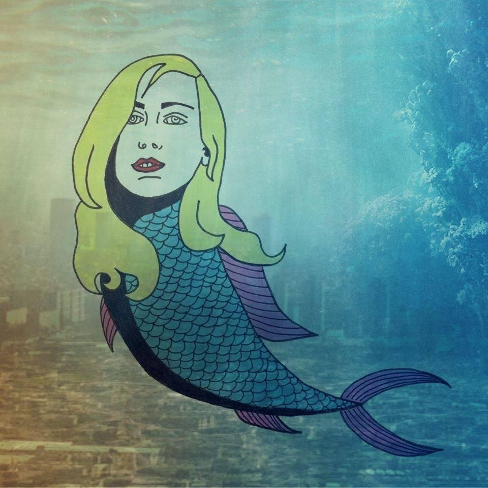 I wish I was a fish- EP