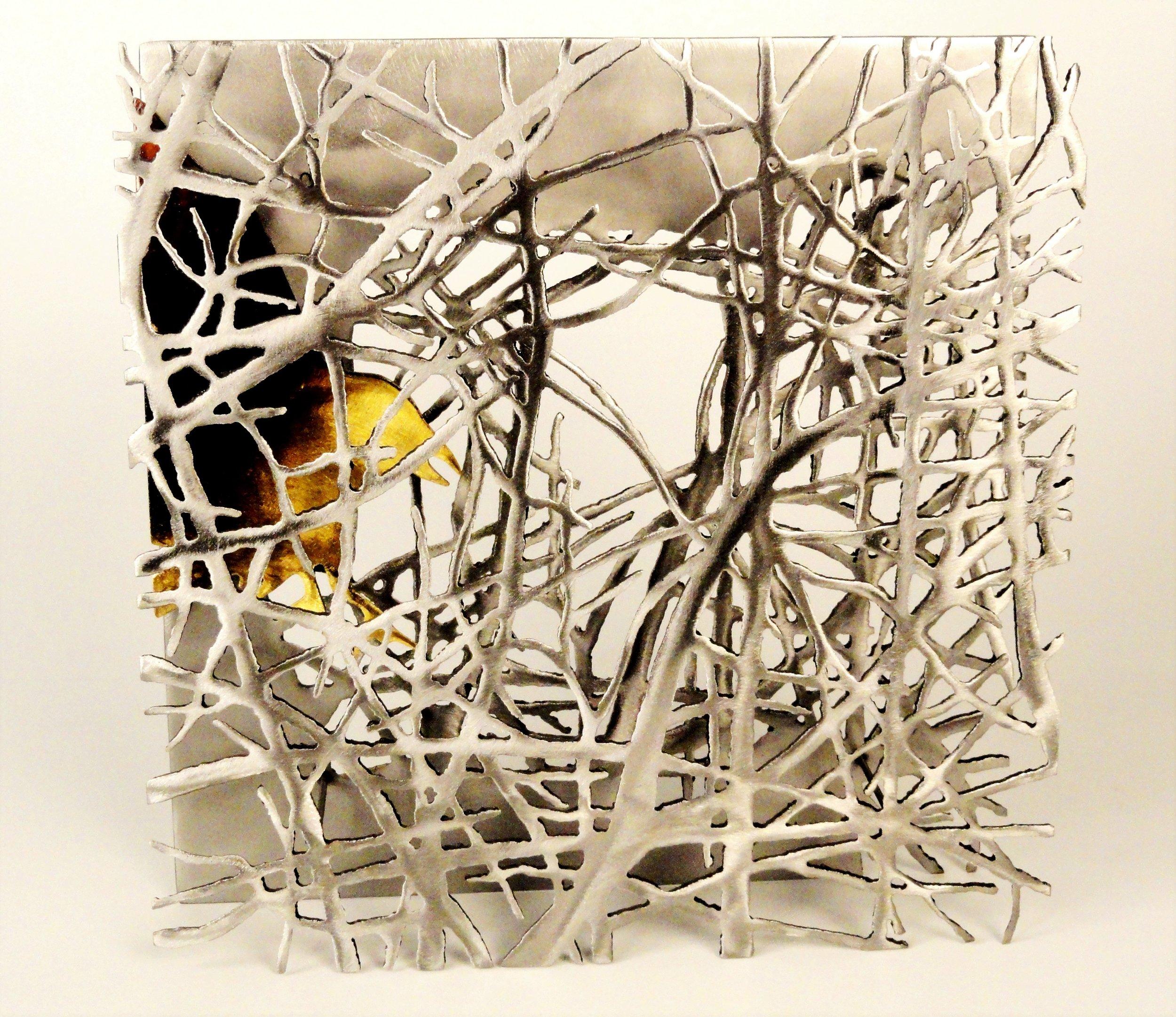 In the Woods  (2007) - steel.JPG