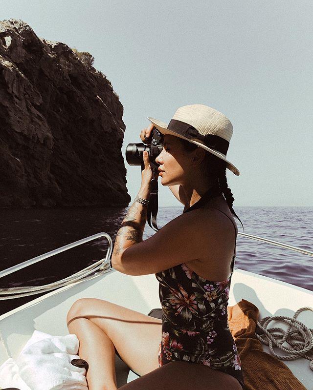 Photo of a photo 📷 @ohenriko #vacay #mallorca #shotoniphone #hmxme