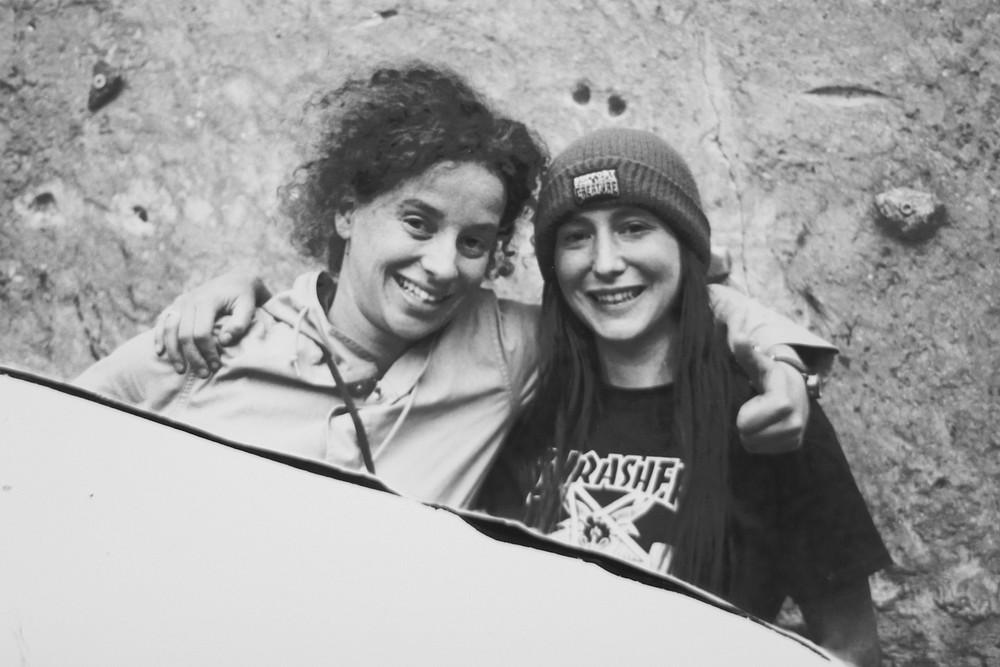 Eugenia Ginepro and Louisa Menke