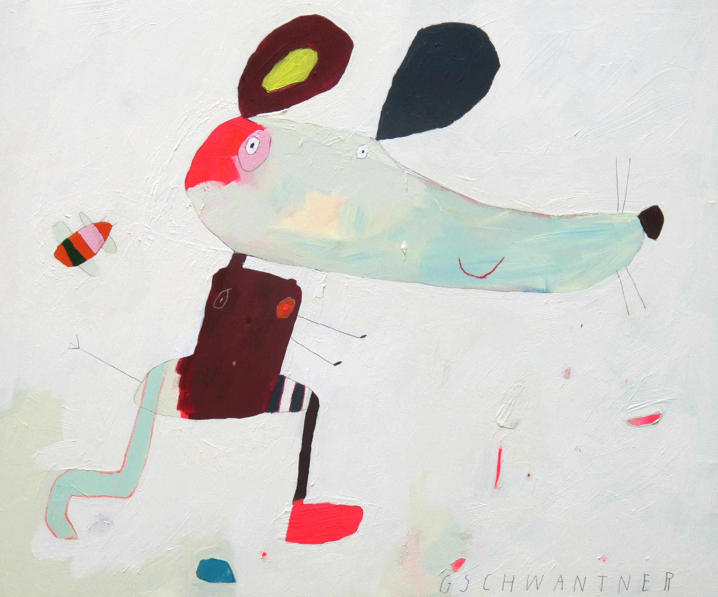 Bewegte Maus, 2013,120 x 95