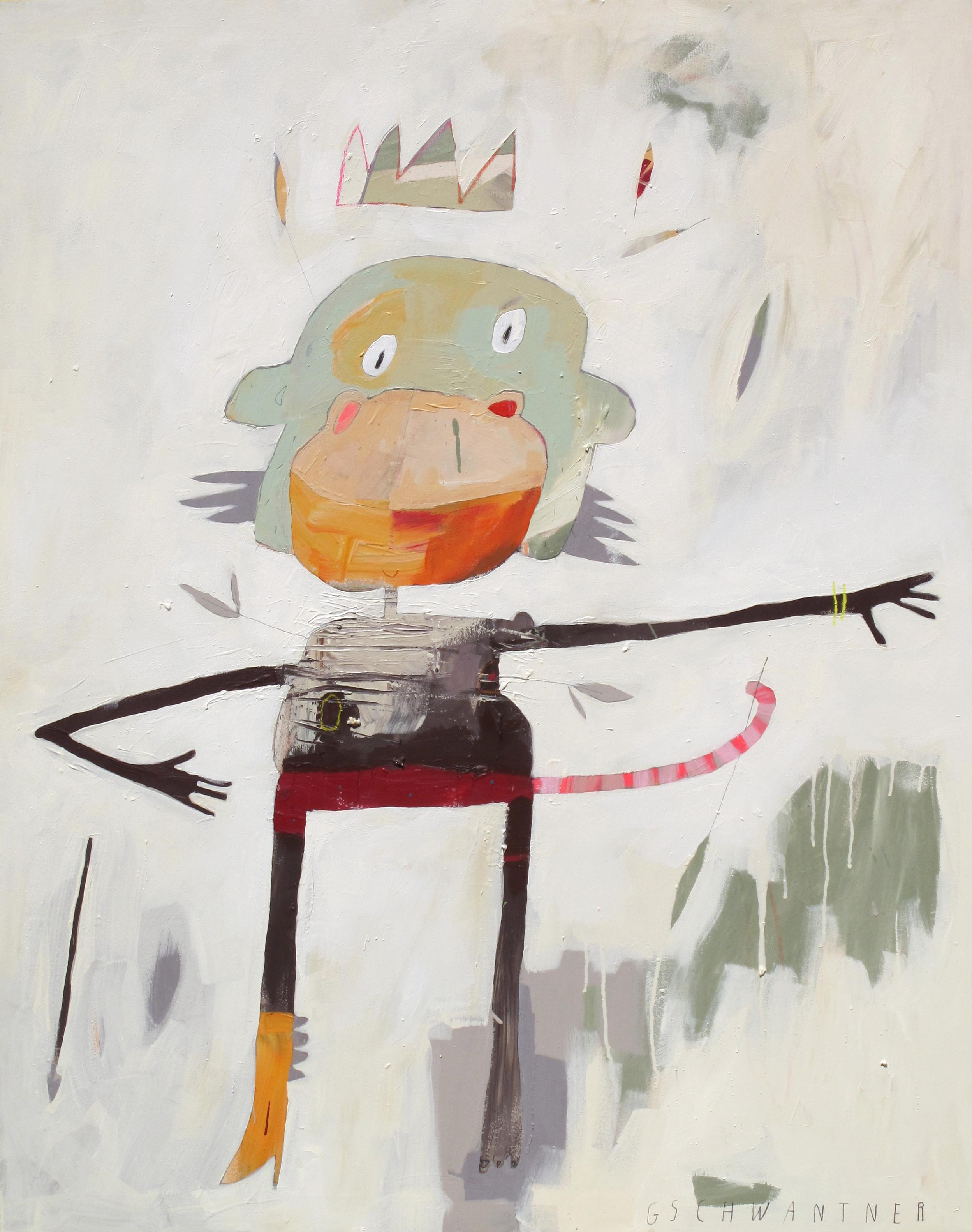 Monkey King, 2011, 115 x 145